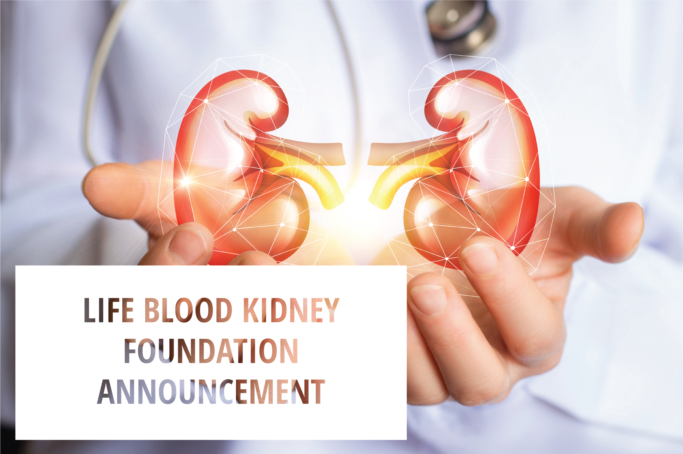 Non-Profit Life Blood Kidney Foundation